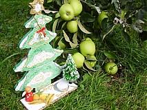 Vianoce - Vianocny stromcek-zvonceky - 1797413