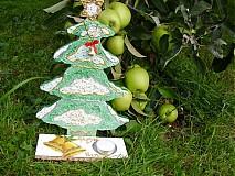 Vianoce - Vianocny stromcek-zvonceky - 1797415