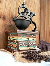 - Retro mlynček na kávu - Coffee - 1813904