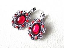 - červené barokové - 1818162
