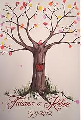 Papiernictvo - Wedding tree - 1825694