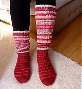 - Ponožky ružové 5-6 - 1832809