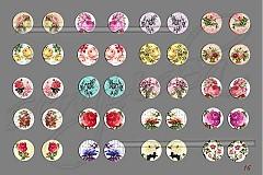 Motívy na šperky č.16-akcia na všetky motívy-4+1zdarma