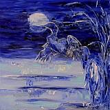 Obrazy - Nočný let - 1845485