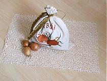 Úžitkový textil - cibuláčik - 1845768