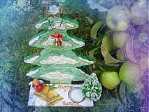 Vianoce - Vianocny stromcek-zvonceky - 1847308