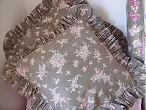 Úžitkový textil - vankúšiky na želanie:-) - 1854008