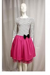 Šaty - Pink passion... - 1872032