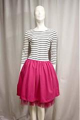 Šaty - Pink passion... - 1872033