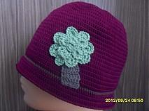 Čiapky - damska ciapka - 1872926