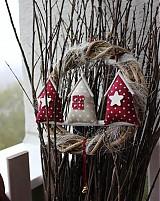Dekorácie - ... vianočný ... - 1876214