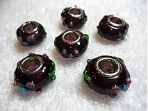 Korálky - Pandora style 16x10mm-1ks - 1879059