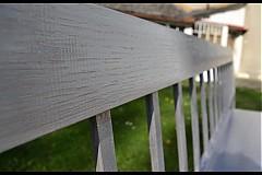 Nábytok - Bílá lavice - 1888764