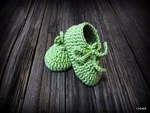 Topánočky - protišmykové papučky - 1898944