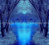 Grafika - MODRÝ SEN - 1906742