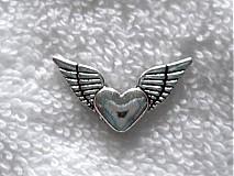 - Medzikus krídla 15x25mm-1 ks - 1907052