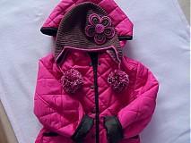Detské čiapky - ciapocka kvetinka - 1912870