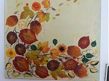 - Jesenné farby- alebo- Keď sa lístie s vetrom hralo - 1915839