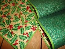 Úžitkový textil - Vianočné prestieranie / 4 ks / - Cezmína I - - 1927428