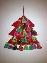 ZLAVA ! Adventný kalendár by ella1 - SAShE.sk - Handmade Vianoce