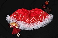 - bodkovaná tutu sukienka - 1935802