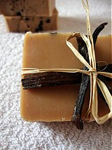 - Vianočné vanilkové mydlo - 1946992