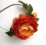 Ozdoby do vlasov - Z ružovej záhrady - 1956125