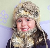 Detské čiapky - Čiapočka