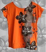 Tričká - pokušenie v oranžovom - 1959819