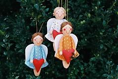 Bábiky - Anjelik so srdiečkom - 1965590