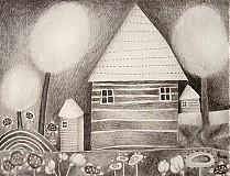 Kresby - U babičky - 1966113
