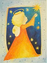 Obrazy - Anjeliček strážniček - 1966178