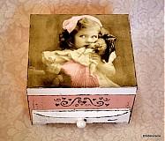 Krabičky - Bozk pre najmilšiu bábiku - 1967926