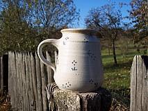 - Pomněnkový džbán - LITR - 1975631