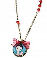- Nové šatičky - vintage náhrdelník - 1993793
