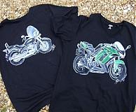 - Tričko motorka - Yamaha Dragstar 1100 na objednávku - 1995192