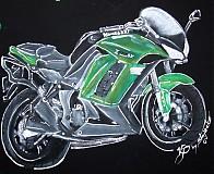 - Kawasaki Z1000SX na objednávku - 1995198