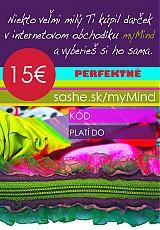 Darčekové poukážky - ♡ Kupónik 15€ ♡ - 2001143