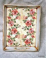 Nádoby - Vintage roses - 2007480