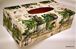 Krabičky - Bylinky v plecháčoch - 2012198