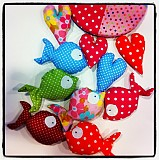 Hračky - Veľa lásky, veľa rybiek a veľa farbičiek - 2013822