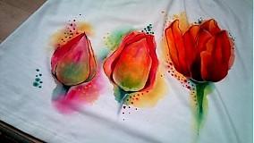 Tričká - fan fán tulipán - 2014787