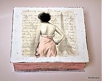 Krabičky - Madamme Paris - 2030053