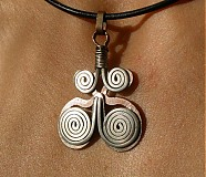 Sady šperkov - motýľ - 2035852