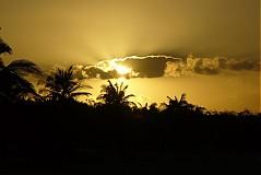 Fotografie - západ slnka  / Kuba / - 2040037