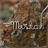 Náhrdelníky - Miška - 2042160