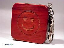 Kľúčenky - Prívesok na kľúče - meter štvorec + gravírovanie - 2043411