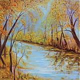 Obrazy - Jesenné ráno  - 2049334