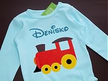Detské oblečenie - Detské personalizované oblečenie - 2053482