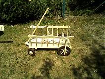 drevený voz